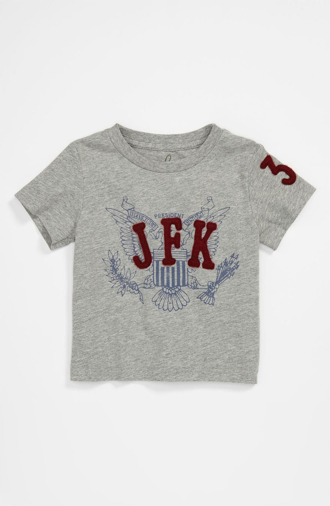Alternate Image 1 Selected - Peek 'JFK' T-Shirt (Infant)