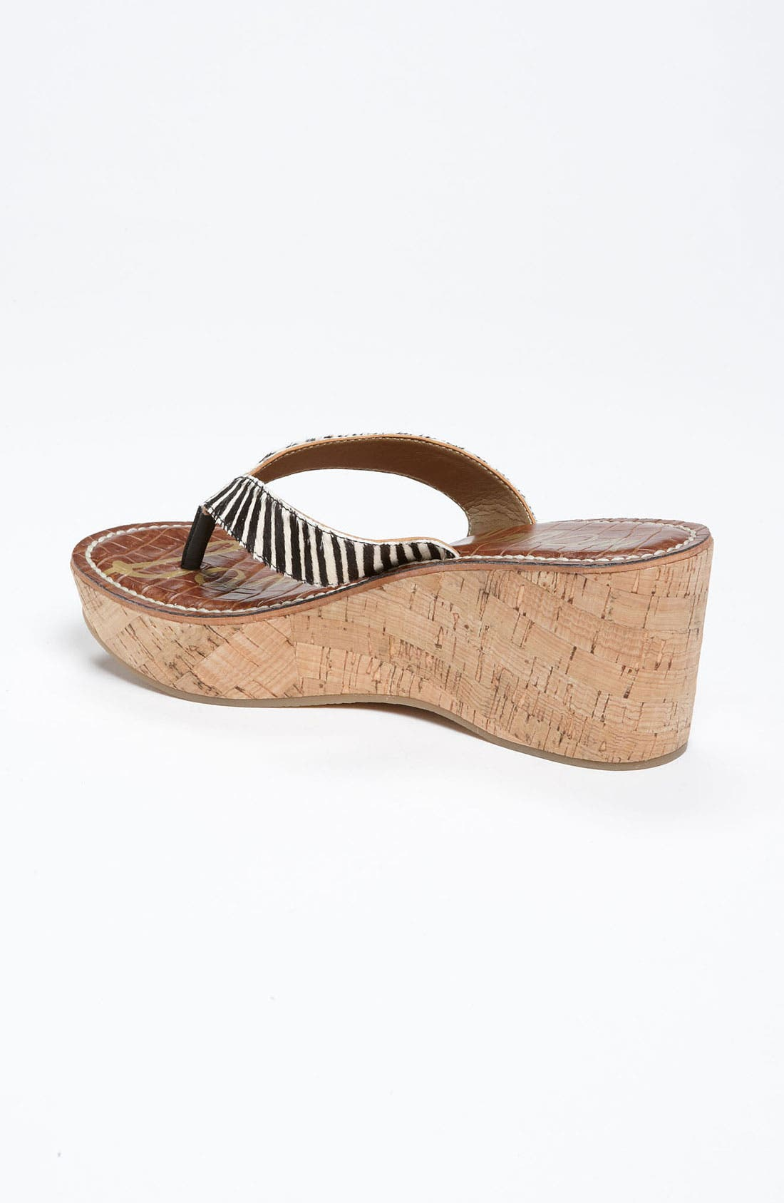Alternate Image 2  - Sam Edelman 'Romy' Wedge Sandal
