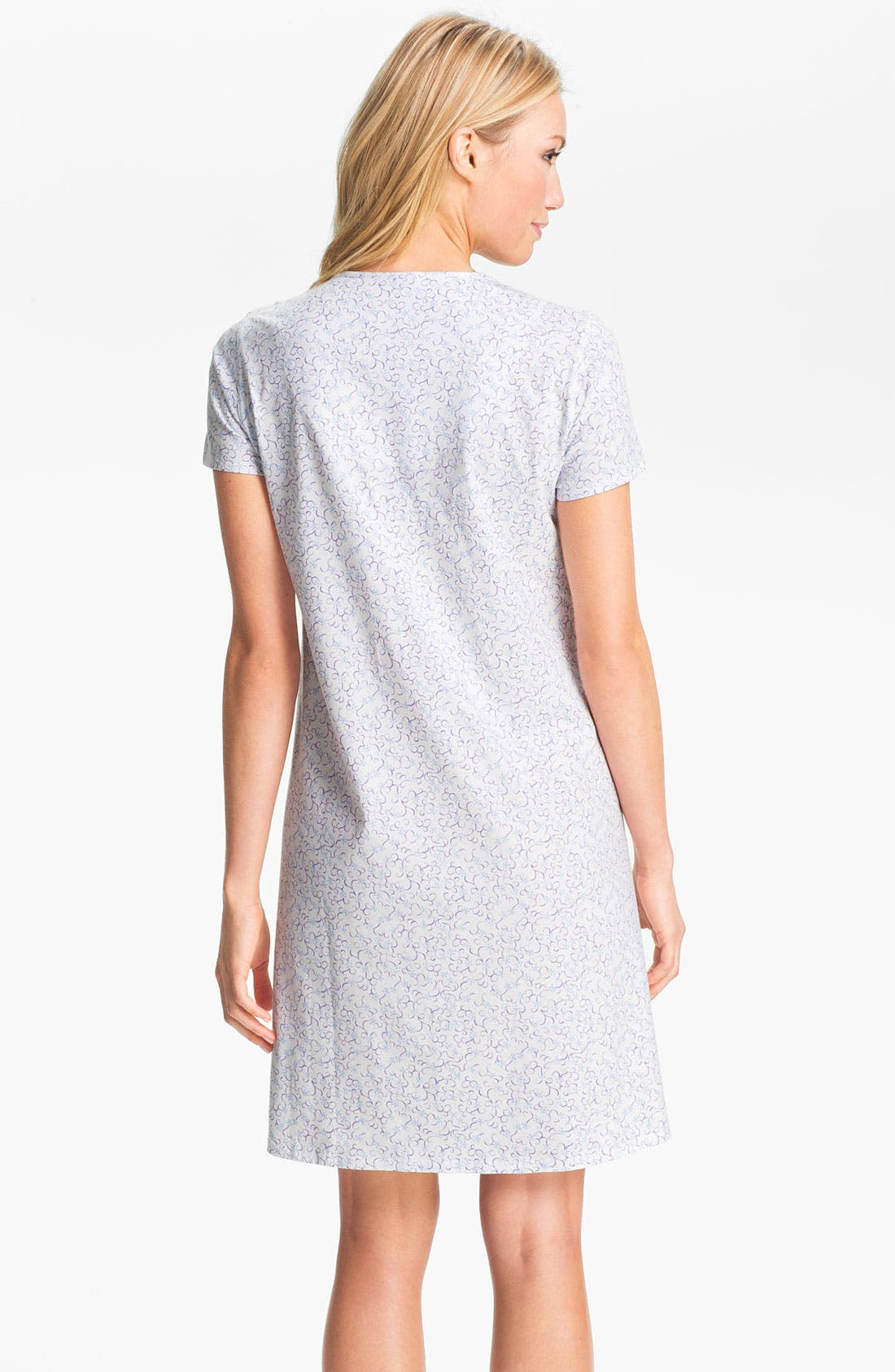 Alternate Image 2  - Eileen West 'Country Picnic' Sleep Shirt