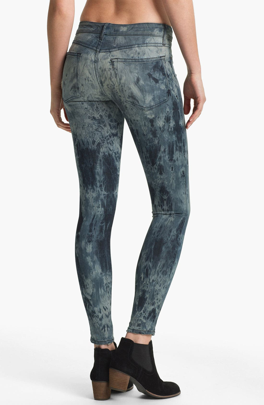 Alternate Image 2  - Rich & Skinny 'Legacy' Skinny Jeans (Dead Beat)