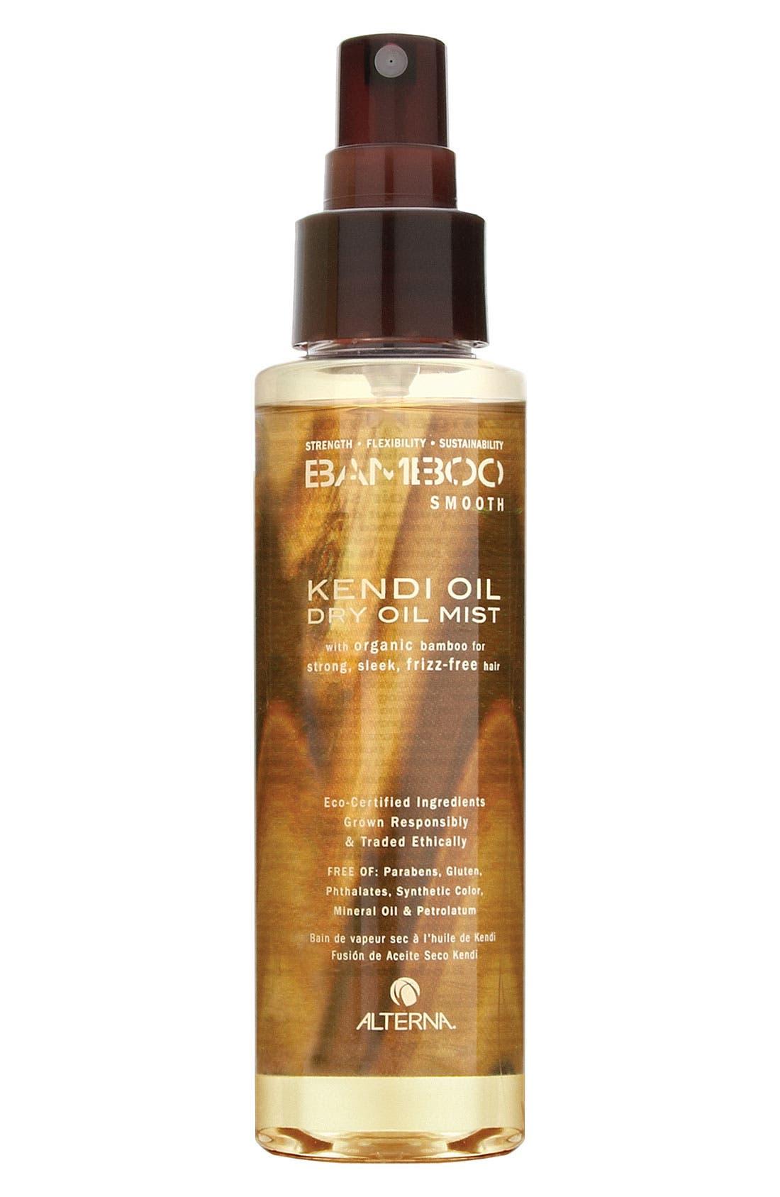 ALTERNA® Bamboo Smooth Dry Oil Mist