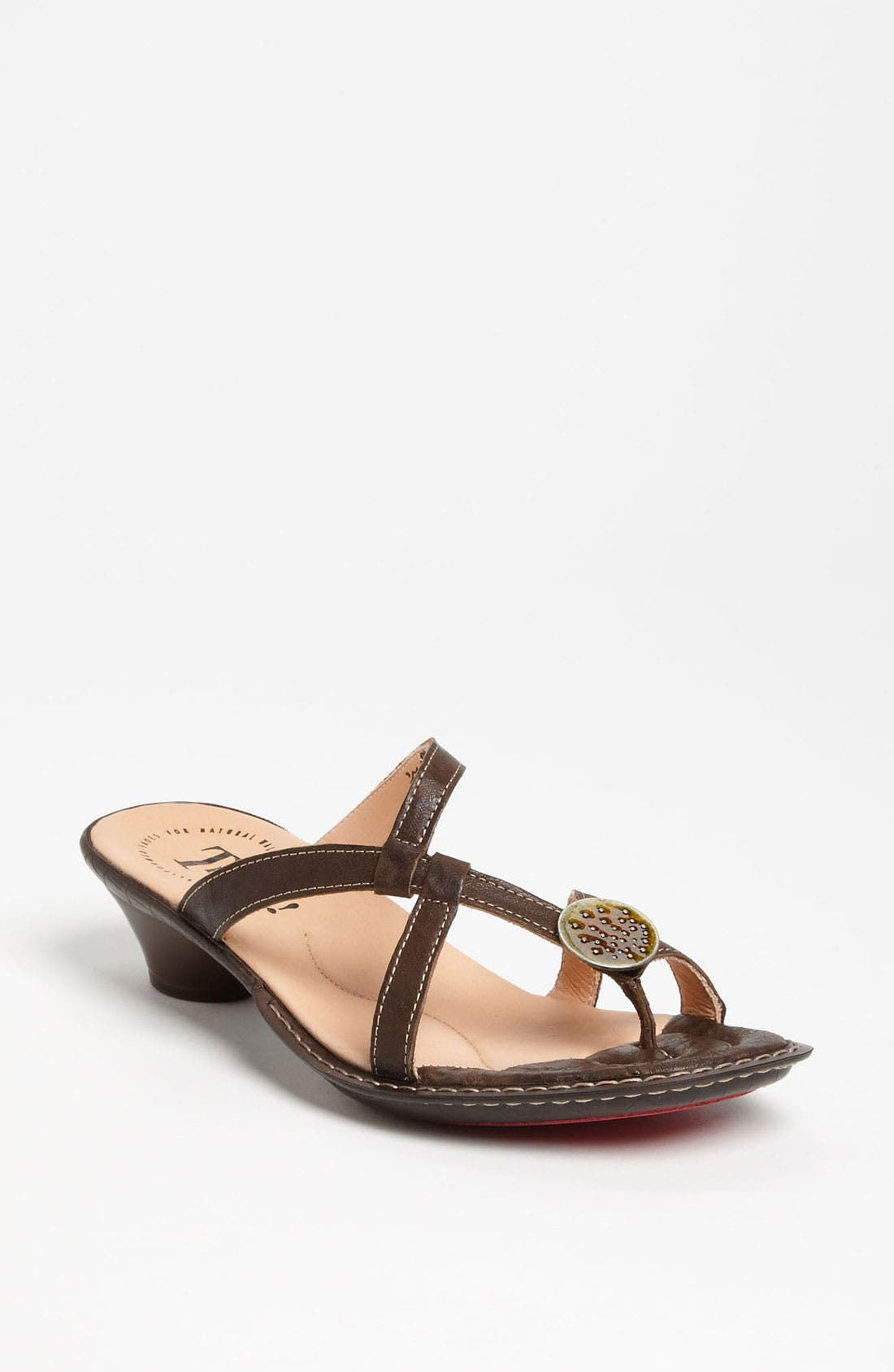 Main Image - Think! 'Soso Button' Sandal