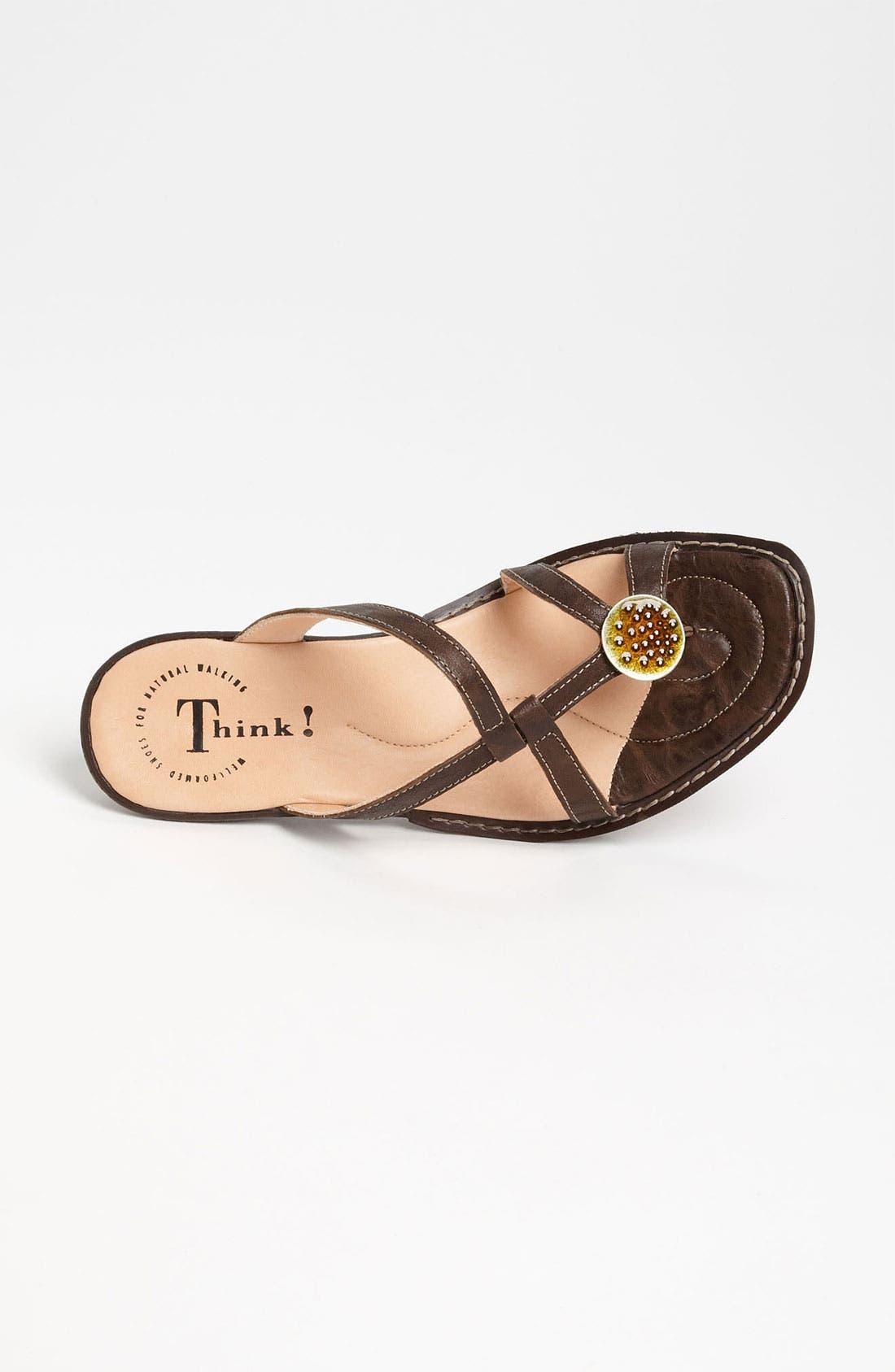 Alternate Image 3  - Think! 'Soso Button' Sandal