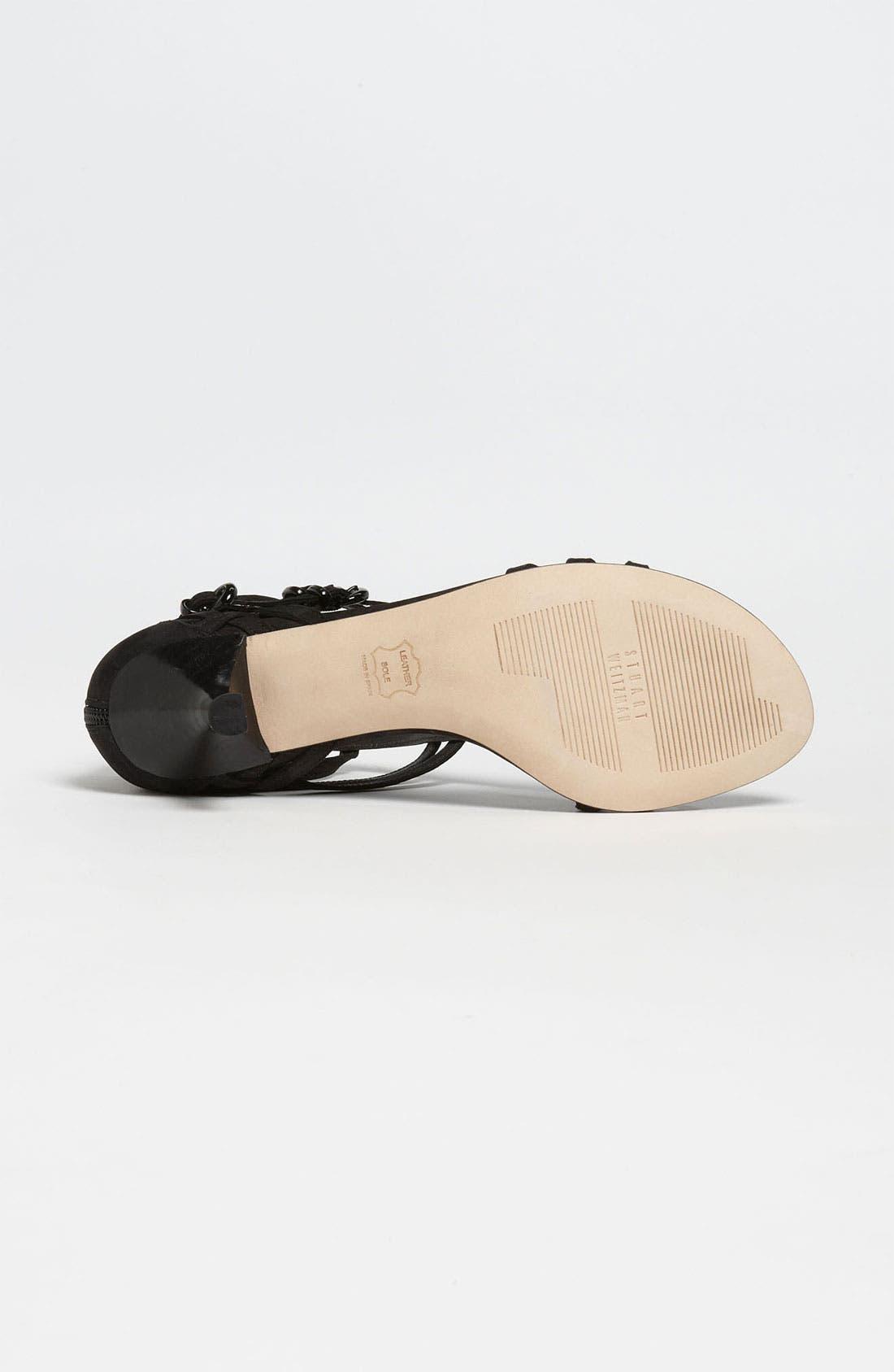 Alternate Image 4  - Stuart Weitzman 'Hurrachtee' Sandal