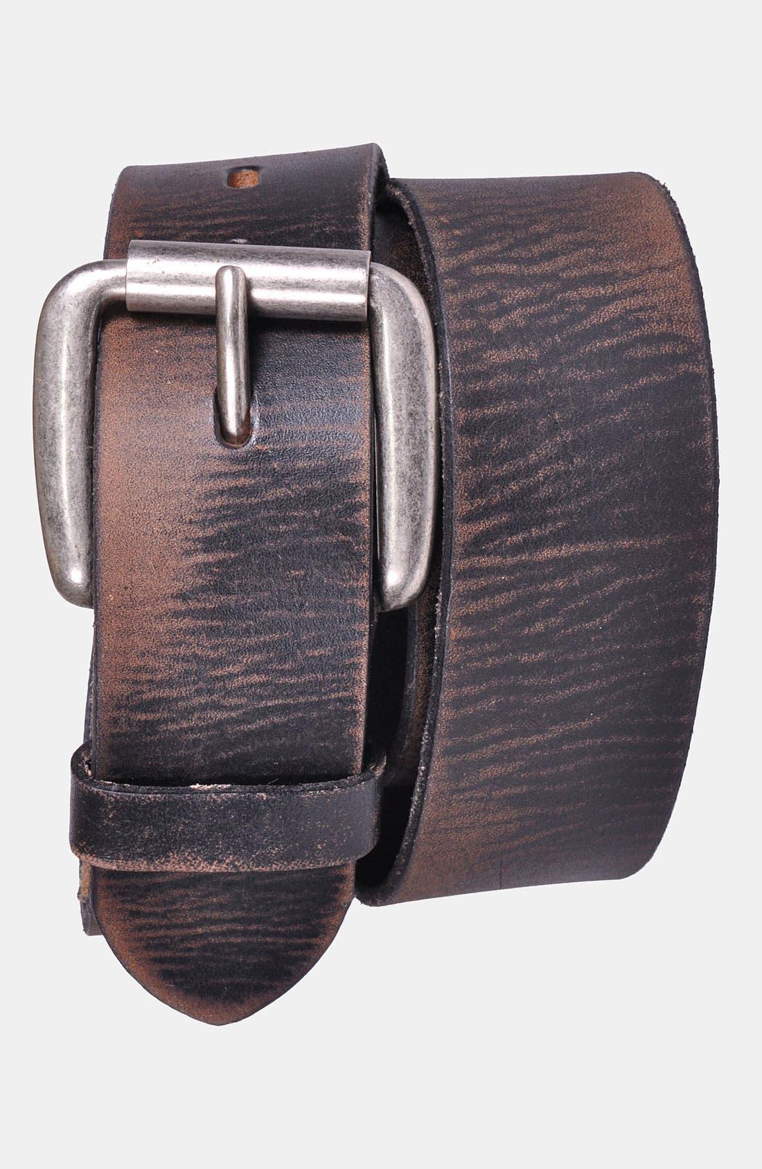 Alternate Image 1 Selected - Bed Stu 'Drifter' Leather Belt