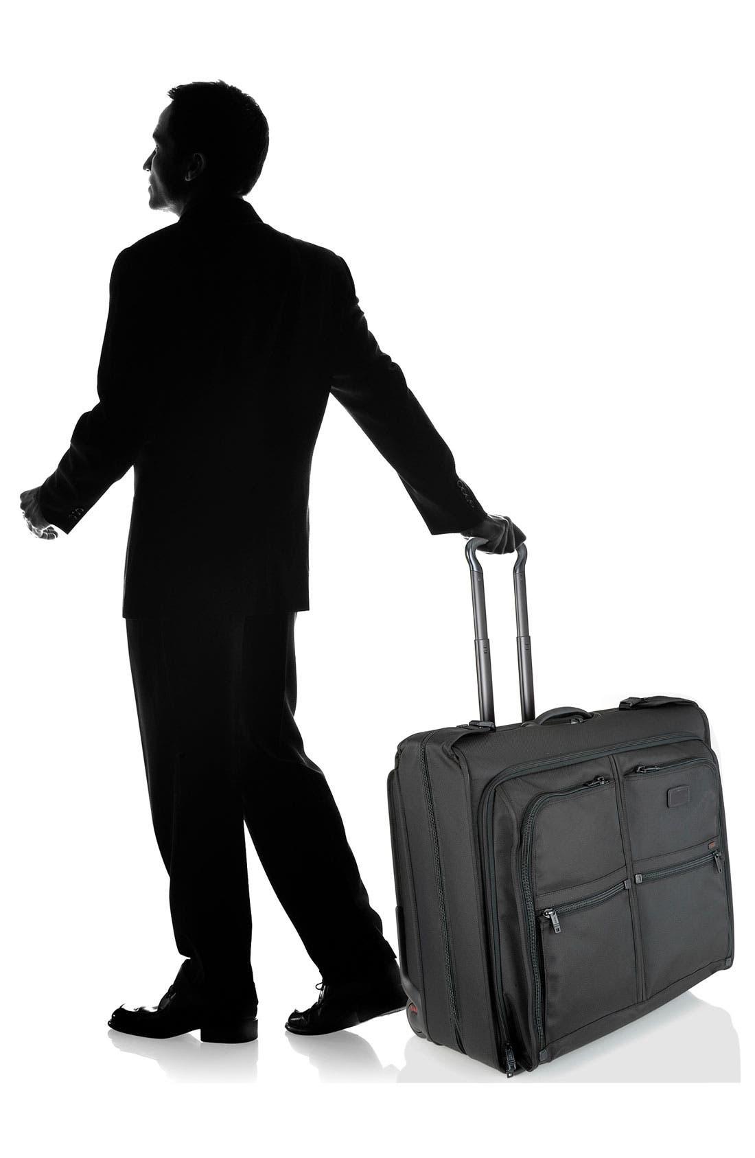 Alternate Image 6  - Tumi 'Alpha - Large' Wheeled Garment Bag