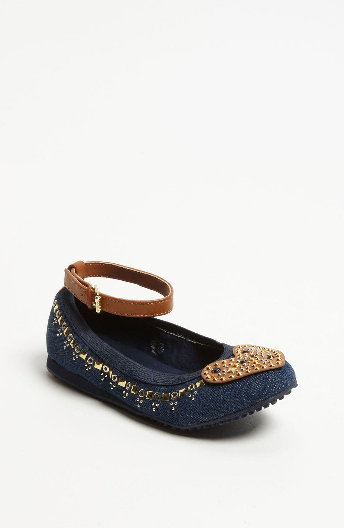 Main Image - KORS Michael Kors 'Lichen' Flat (Little Kid & Big Kid)