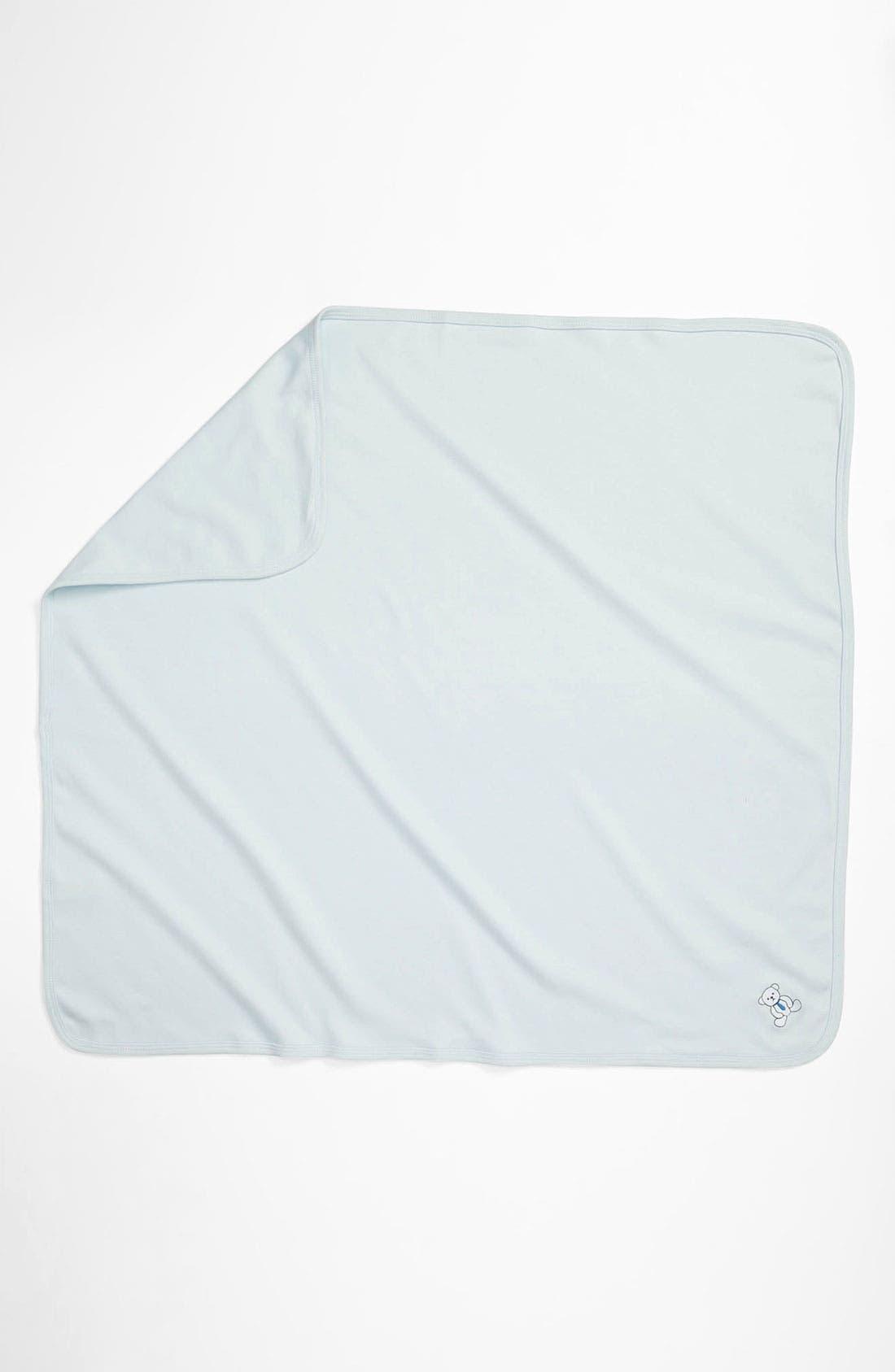 Alternate Image 1 Selected - Little Me Receiving Blanket