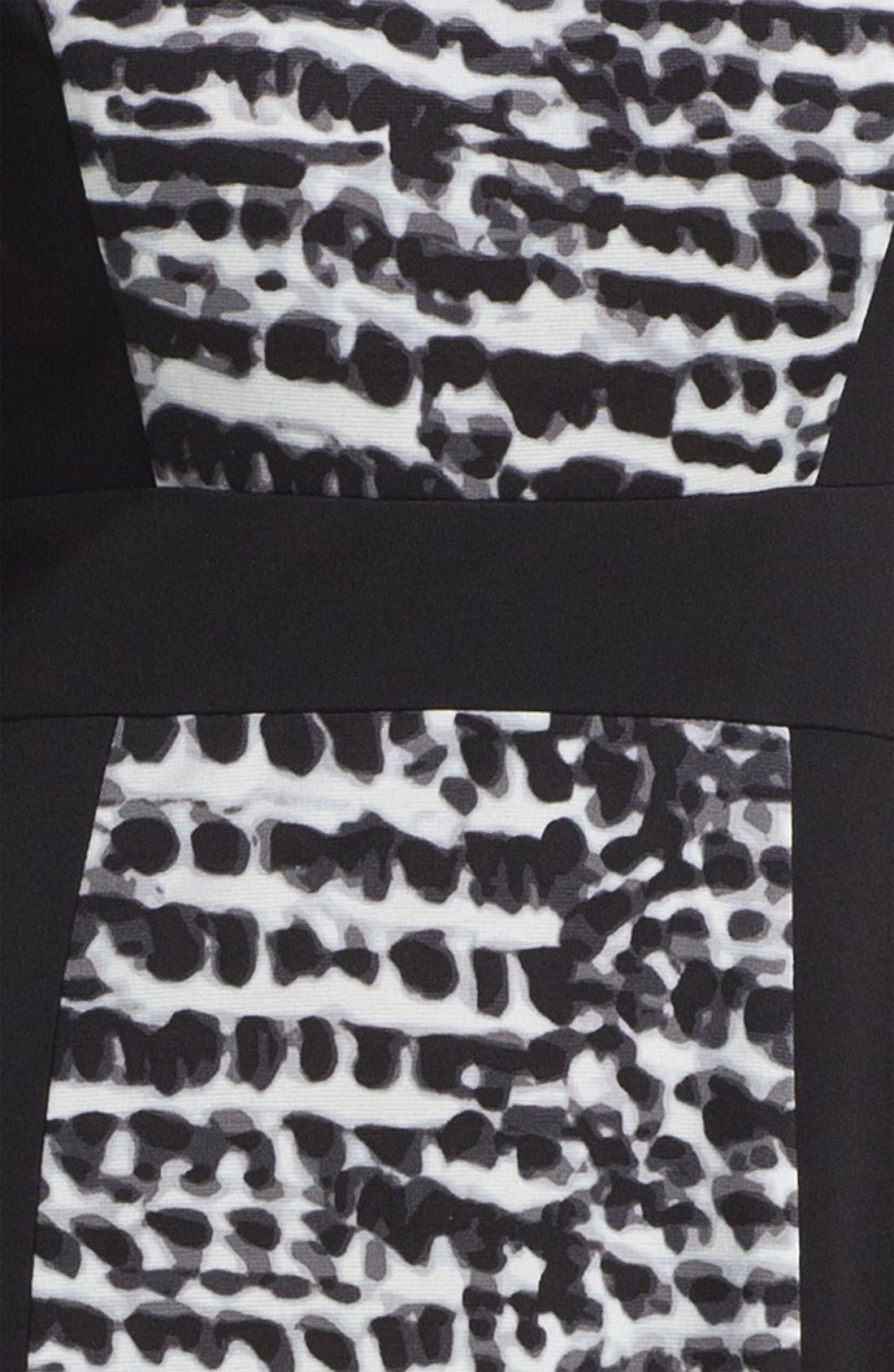 Alternate Image 3  - Calvin Klein Sleeveless Dress