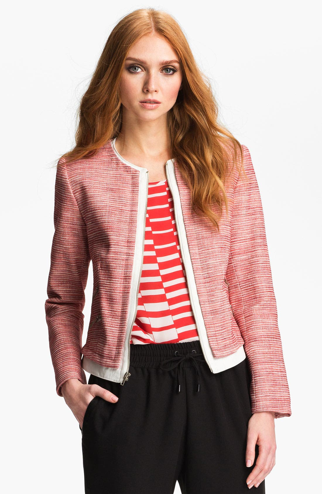 Alternate Image 1 Selected - Parker 'Madison' Tweed Jacket