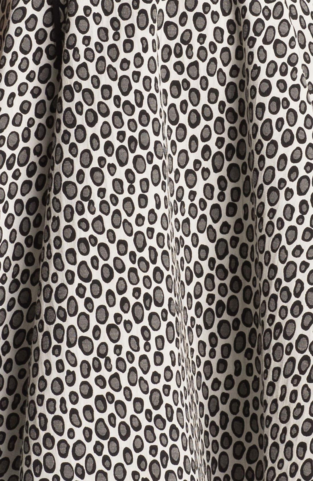 Alternate Image 3  - Rachel Zoe 'Iryna' Print Flare Dress