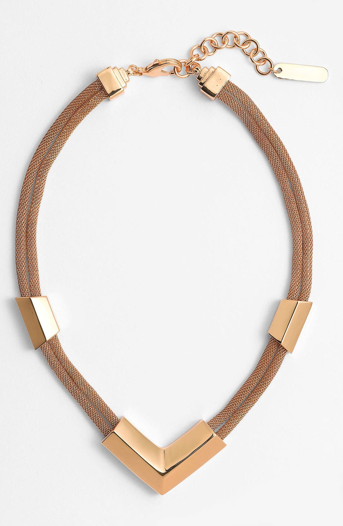 Alternate Image 1 Selected - Vince Camuto 'Clean Slate' Collar Necklace