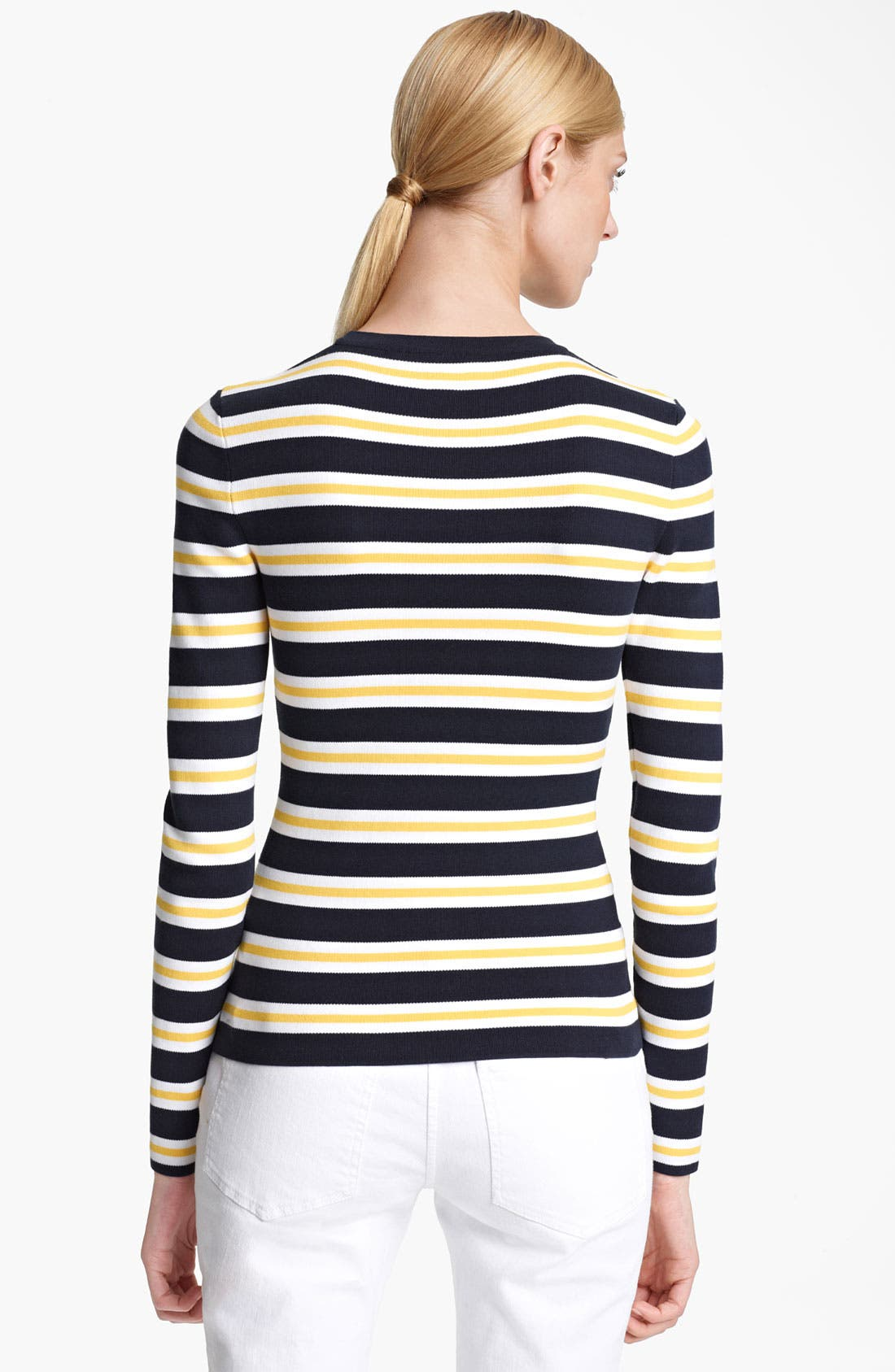 Alternate Image 2  - Michael Kors Stripe Tee