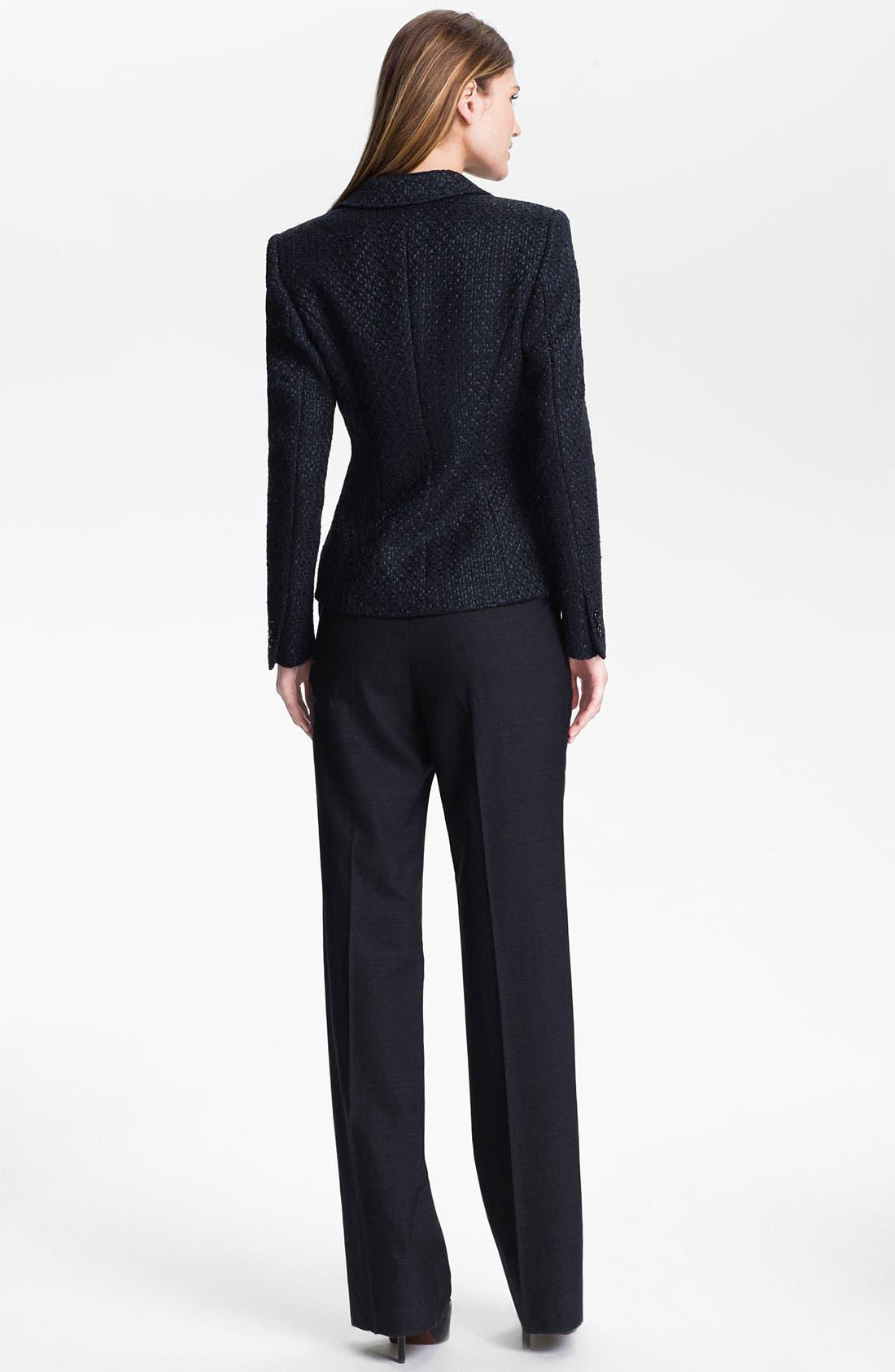Alternate Image 5  - Santorelli 'Kristina 2' Tweed Jacket