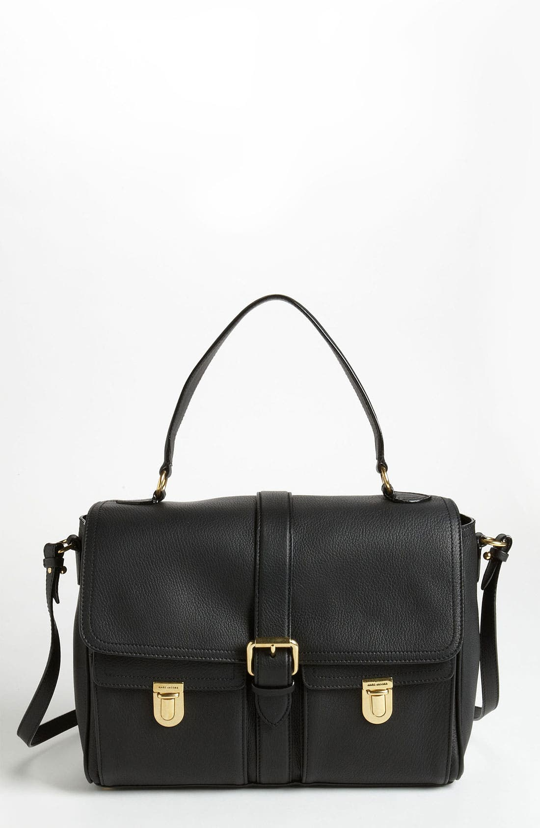 Alternate Image 1 Selected - MARC JACOBS 'Lola' Leather Satchel