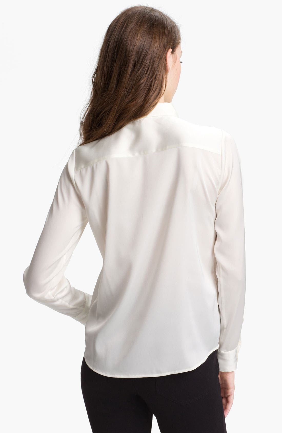 Alternate Image 2  - Vince Camuto 'Essential' Blouse (Petite)