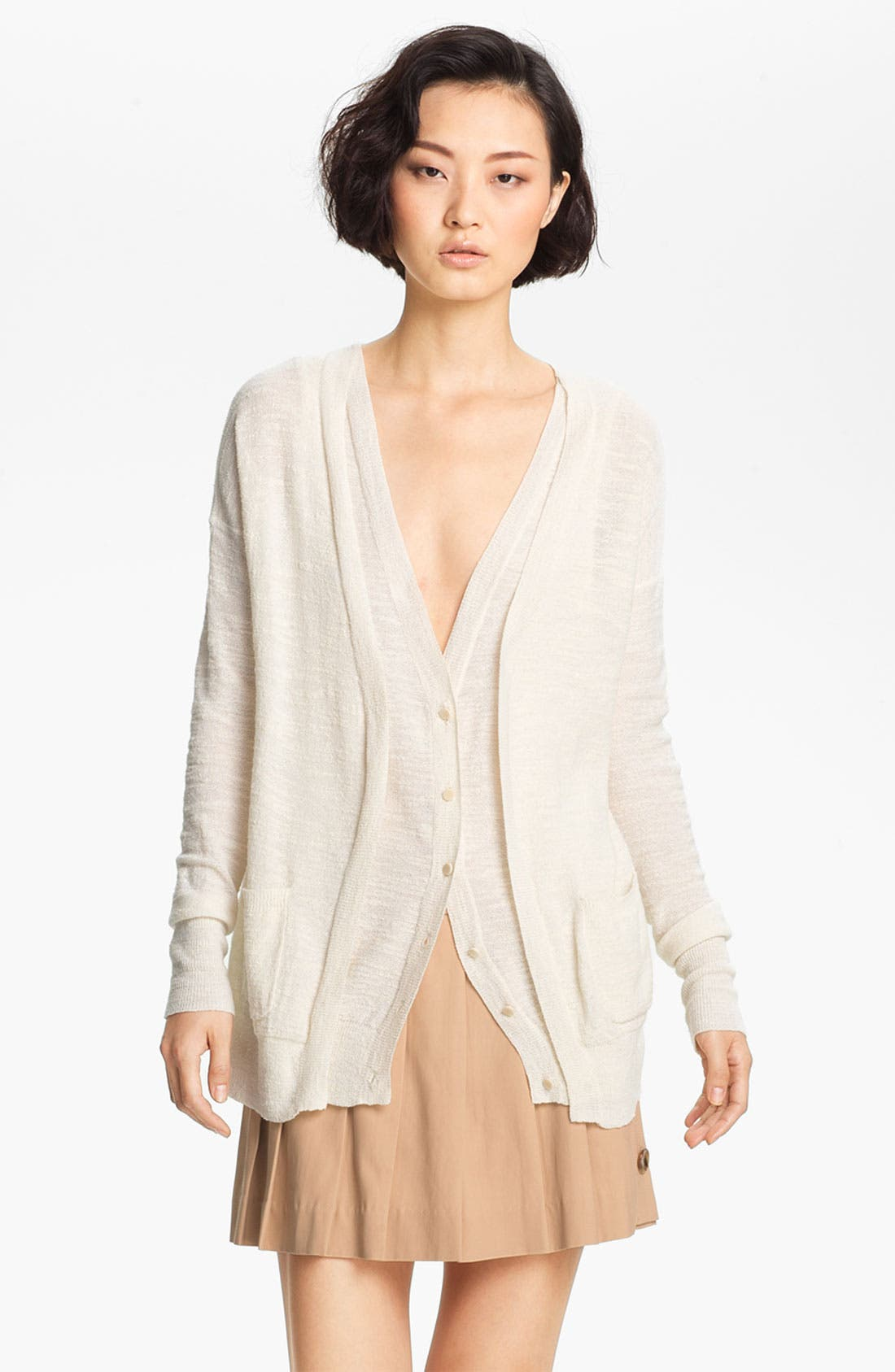 Alternate Image 2  - Tracy Reese Double Placket Cardigan