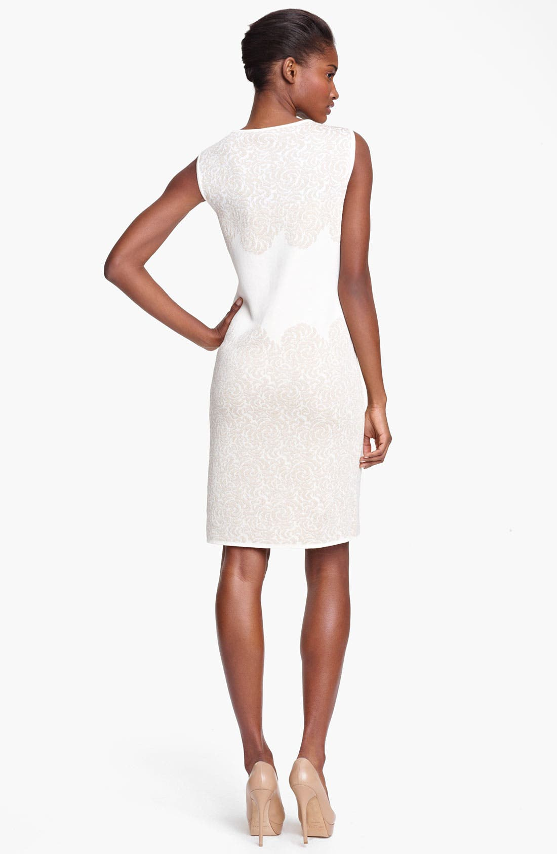 Alternate Image 2  - Max Mara 'Emma' Sleeveless Knit Dress