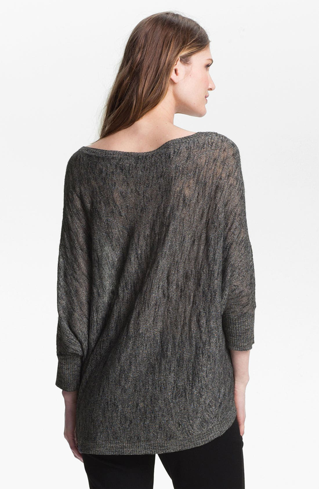 Alternate Image 2  - Eileen Fisher Bateau Neck Sweater (Online Exclusive)