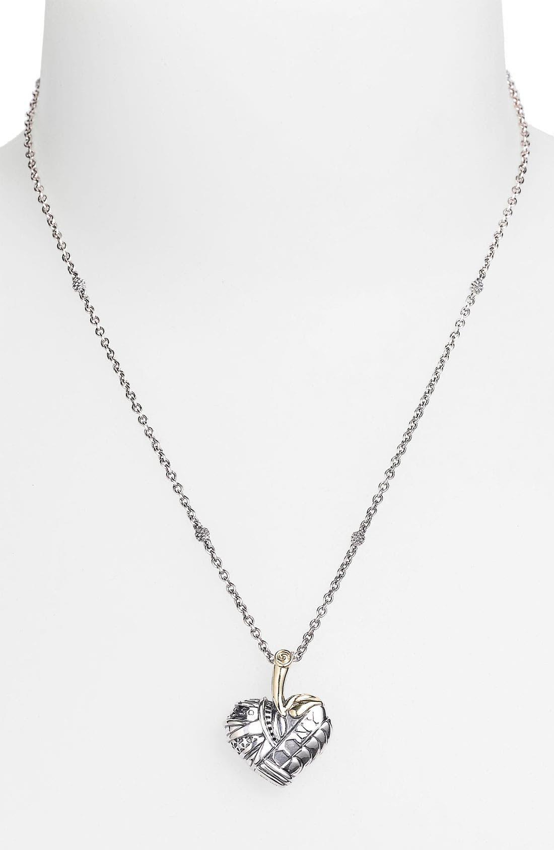 Main Image - Lagos 'Hearts of Lagos - New York' Pendant Necklace