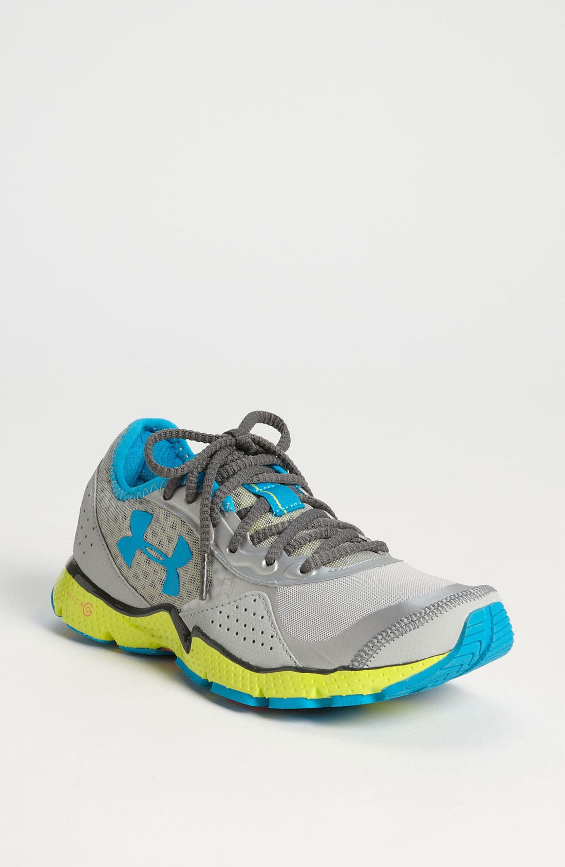 Main Image - Under Armour 'Feather Shield' Running Shoe (Women)