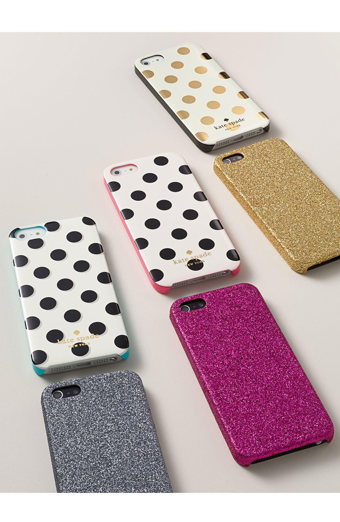Alternate Image 2  - kate spade new york 'la pavillion' iPhone 5 & 5s case