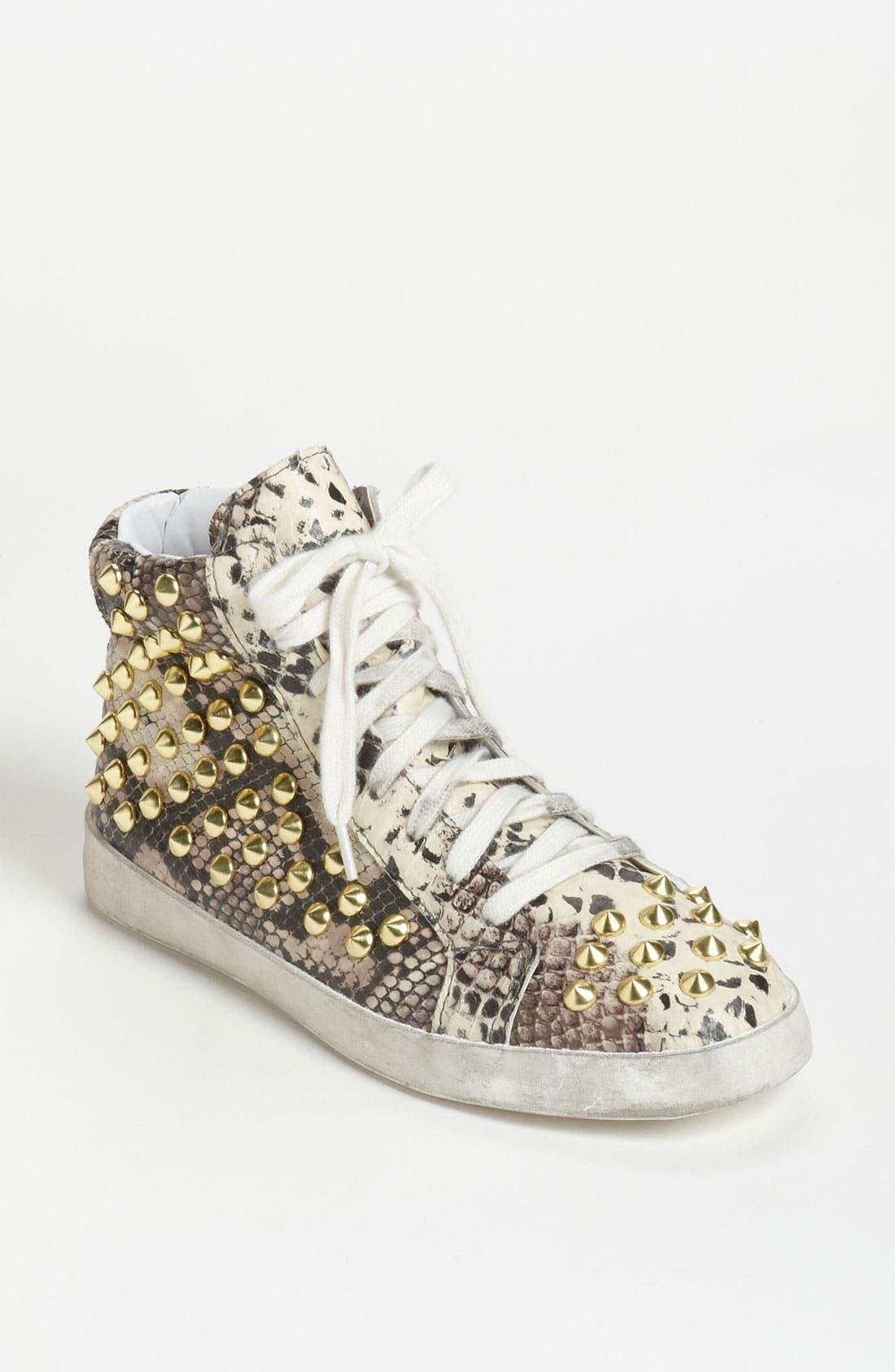 Main Image - Steve Madden 'Twynkle' Studded Sneaker