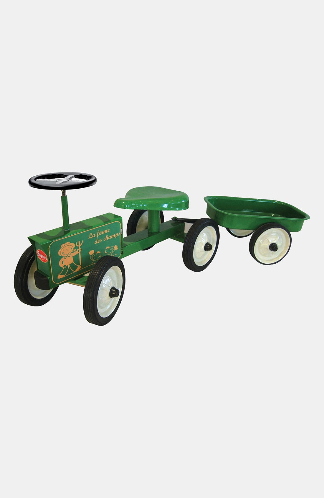 Main Image - TRACTOR