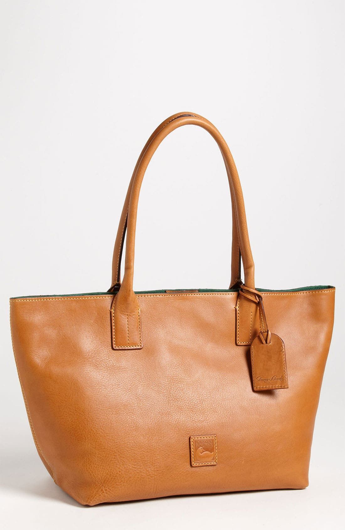 Alternate Image 1 Selected - Dooney & Bourke 'Russel - Small' Leather Tote