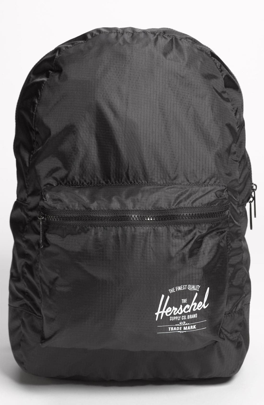 Alternate Image 1 Selected - Herschel Supply Co. 'Packable Collection' Day Pack