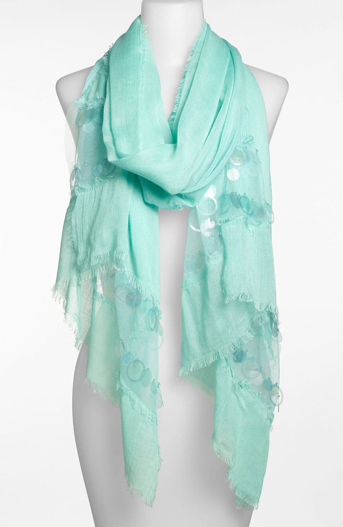 Alternate Image 1 Selected - Betsey Johnson Scarf