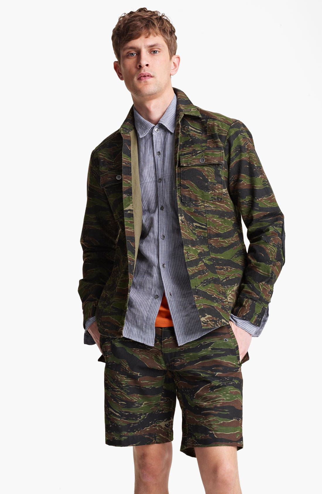 Alternate Image 1 Selected - Field Scout 'Recon' Camo Shirt