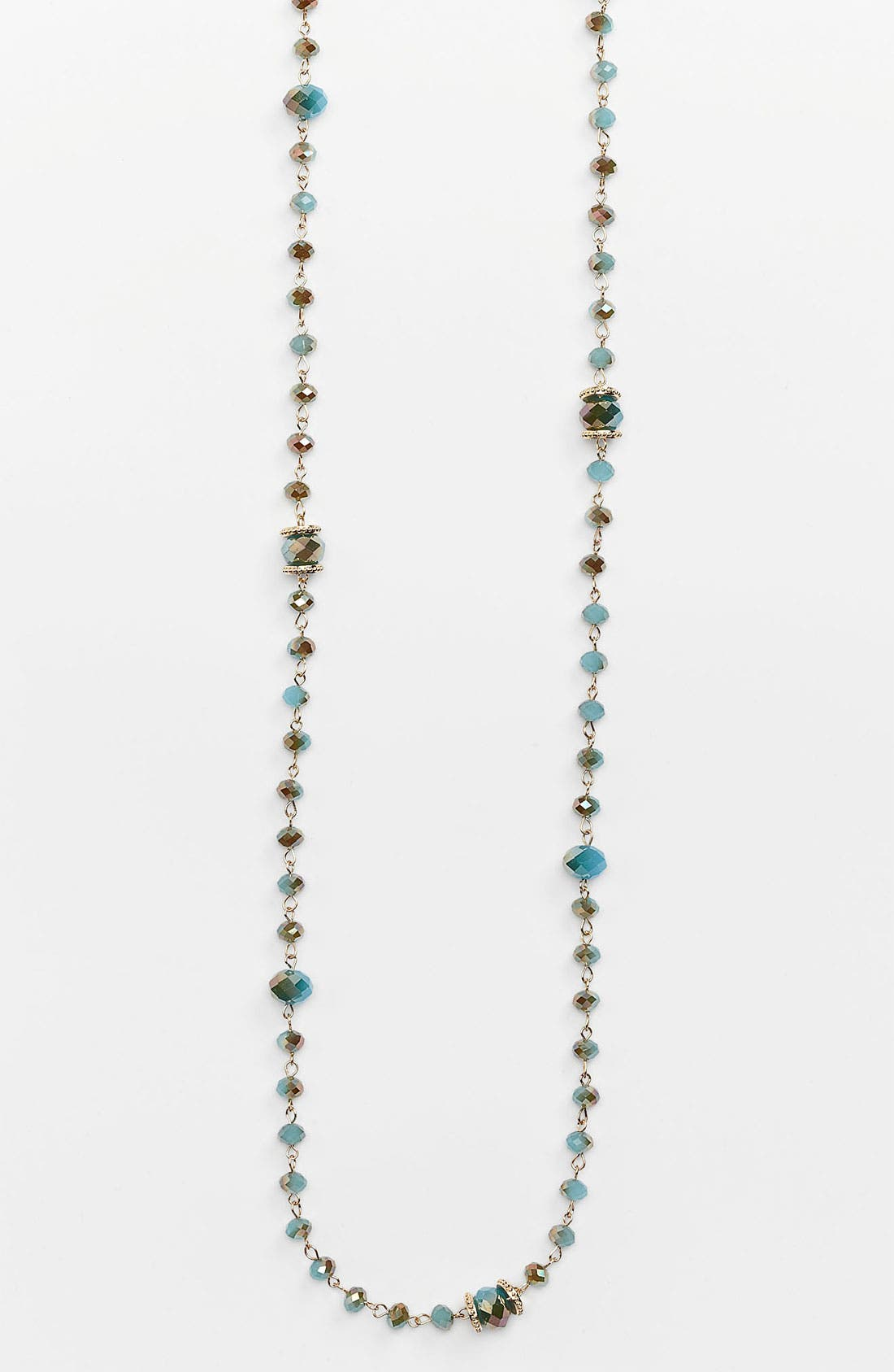 Main Image - Cara Extra Long Bead Necklace