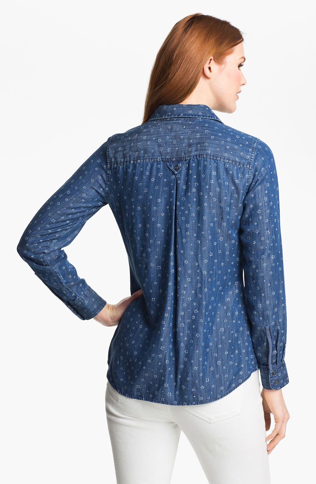 Alternate Image 2  - Shirt 469 'Stencil Stars' Shirt