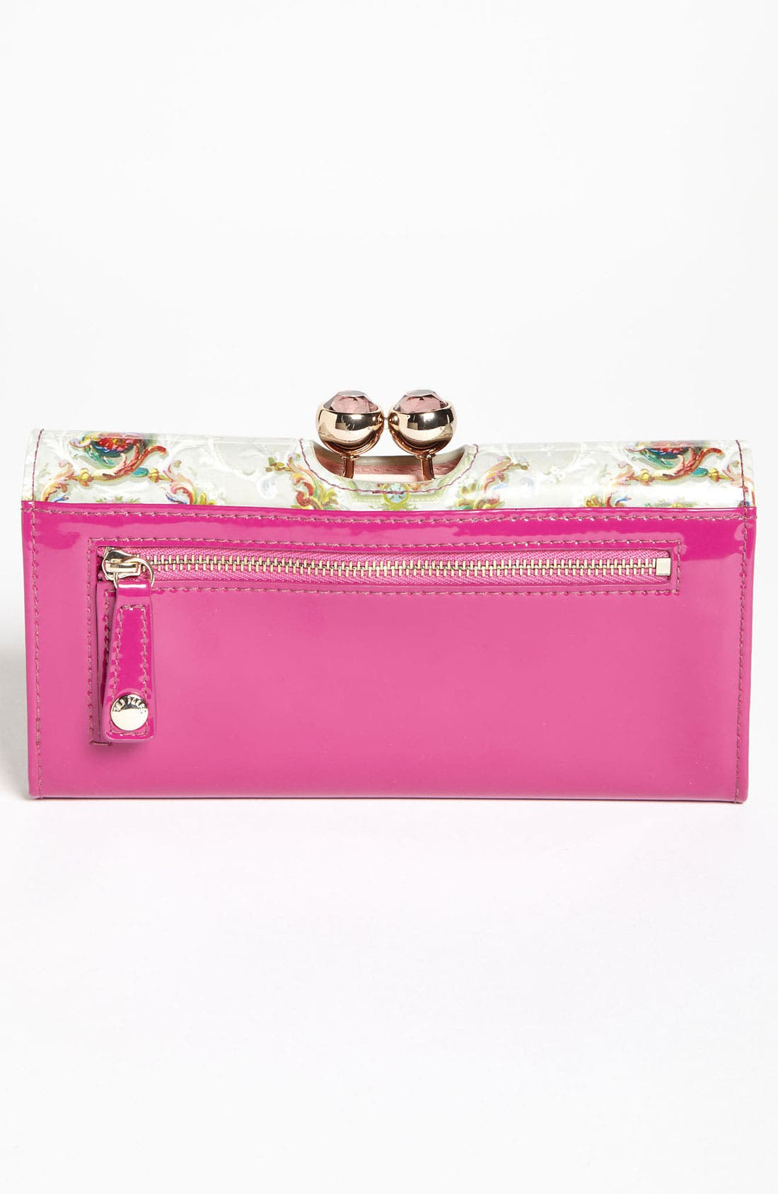 Alternate Image 4  - Ted Baker London 'Baroque Deco Crystal Bobble' Matinee Wallet