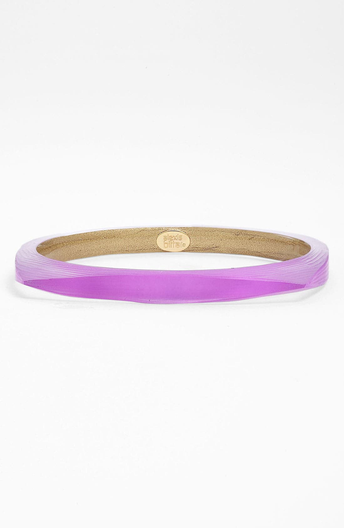 Alternate Image 1 Selected - Alexis Bittar 'Lucite®' Skinny Square Bangle