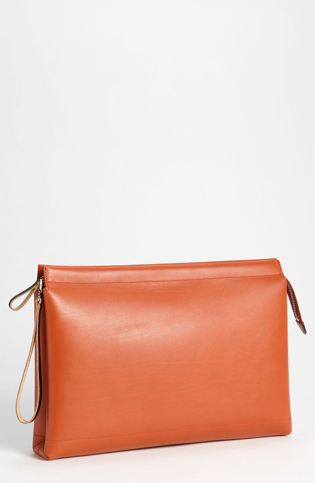 Main Image - Marni Leather Clutch