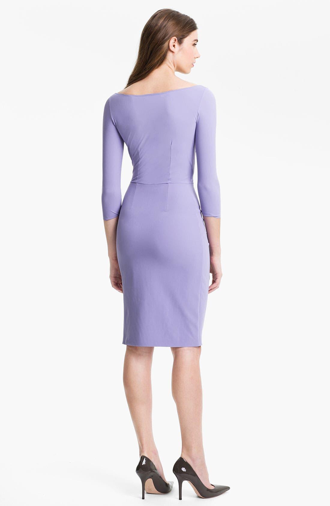 Alternate Image 2  - La Petite Robe by Chiara Boni 'Florien' Draped Dress