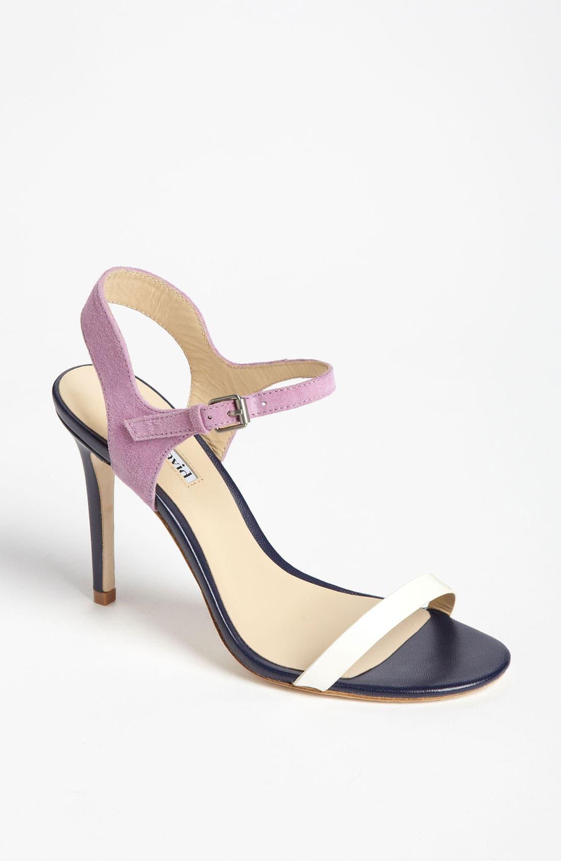 Alternate Image 1 Selected - Charles David 'Flambe' Sandal