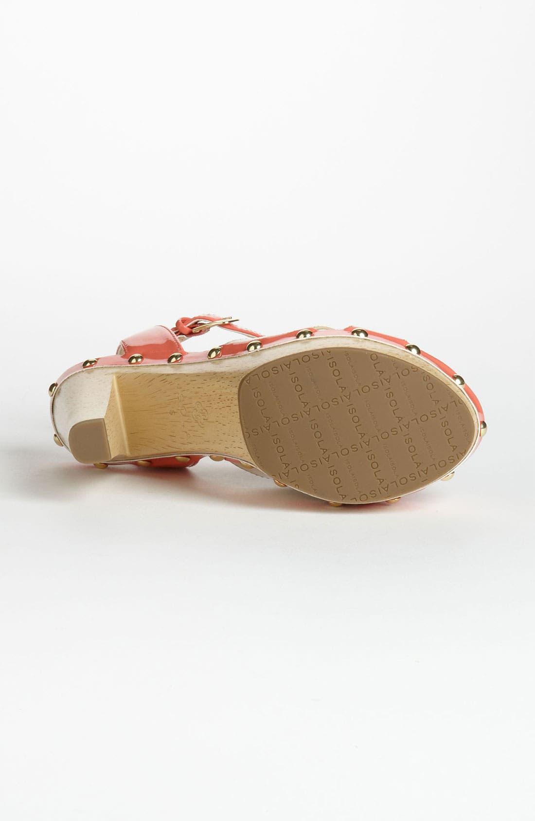 Alternate Image 4  - Isolá 'Madalen' Sandal