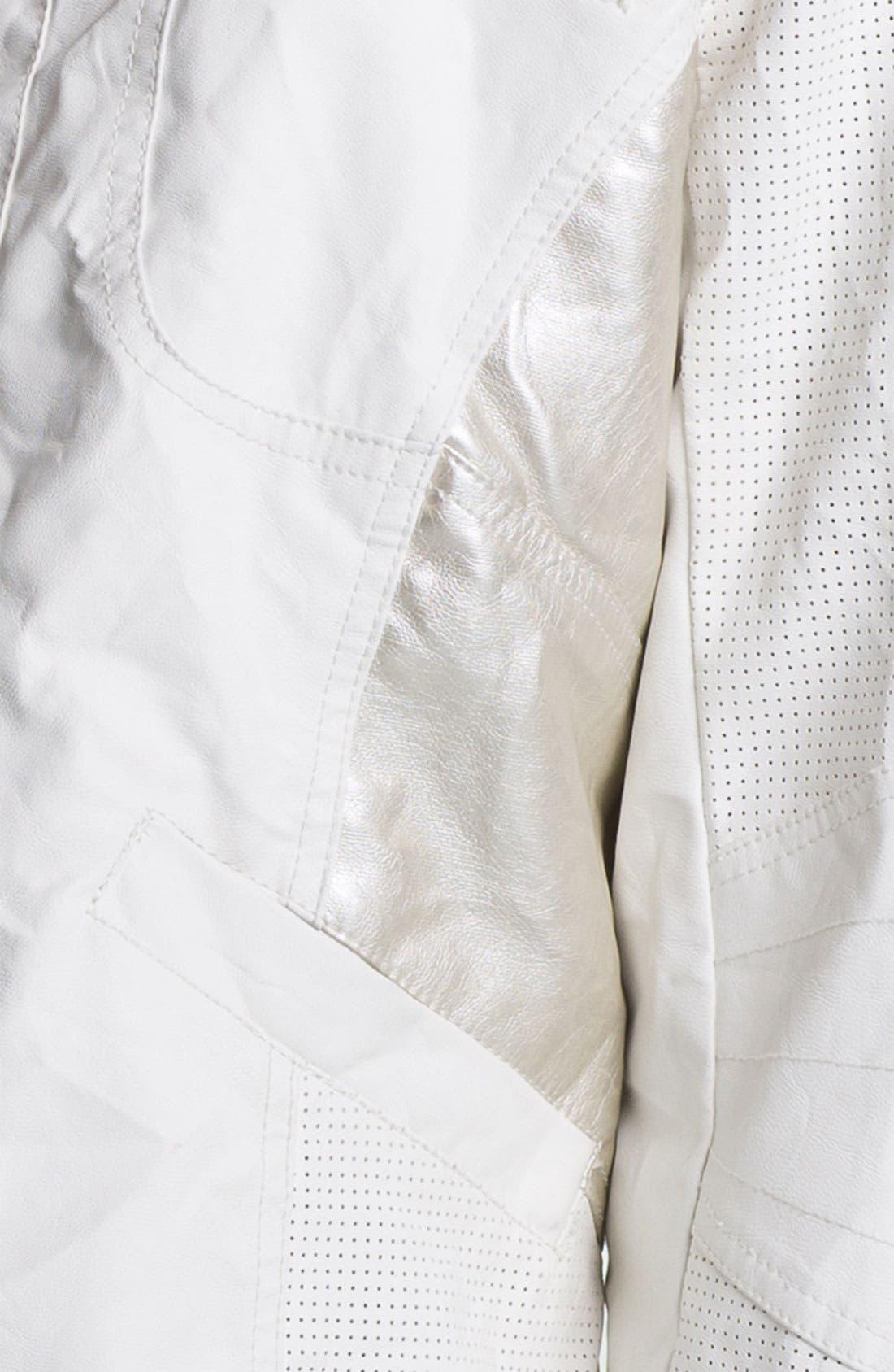 Alternate Image 3  - Bernardo Moto Jacket