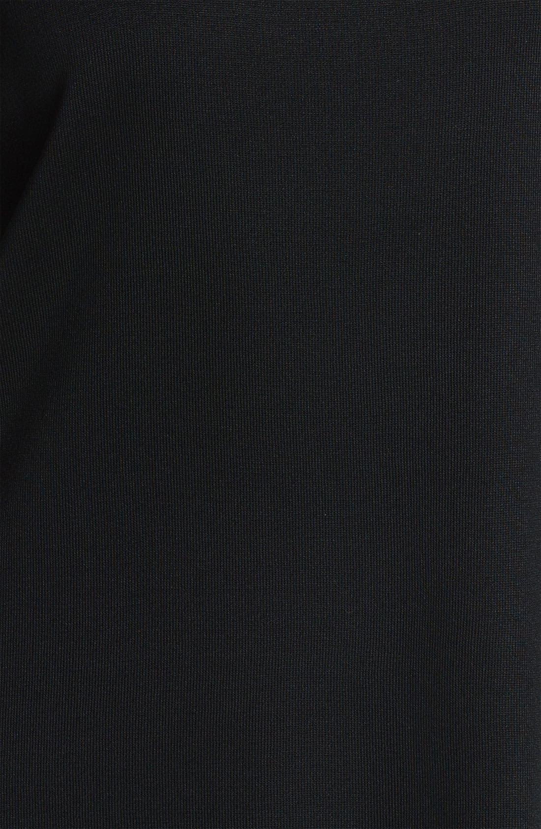 Alternate Image 3  - Ming Wang Short Sleeve Shell