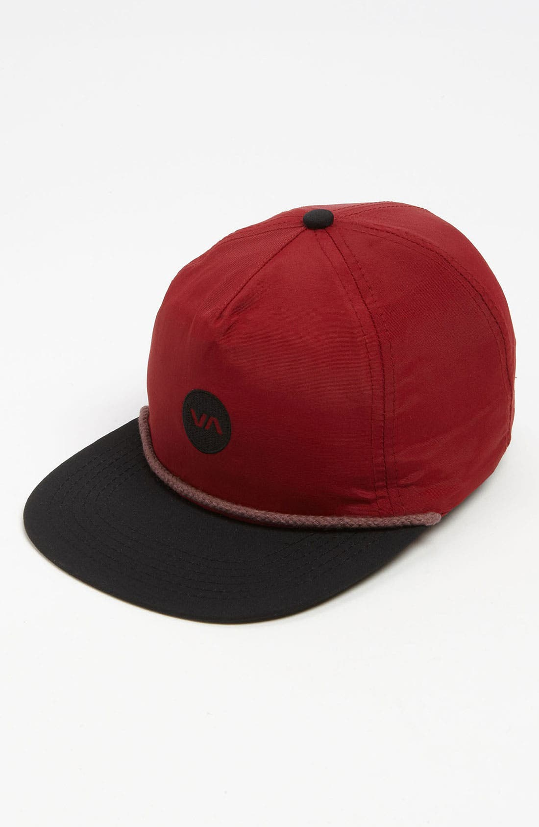 Alternate Image 1 Selected - RVCA 'Dot' Snapback Baseball Cap