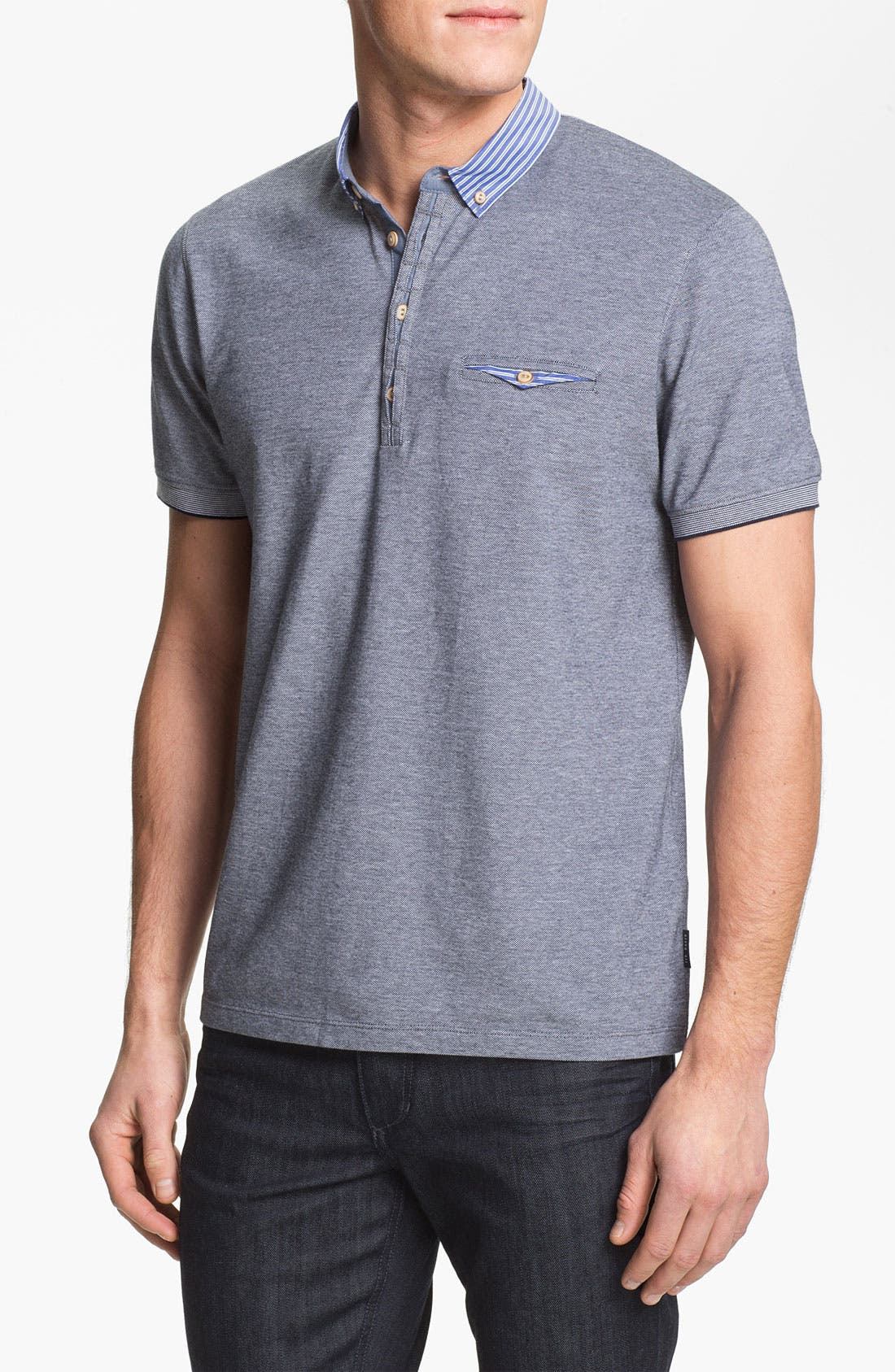 Alternate Image 1 Selected - Ted Baker London 'Shesoff' Polo