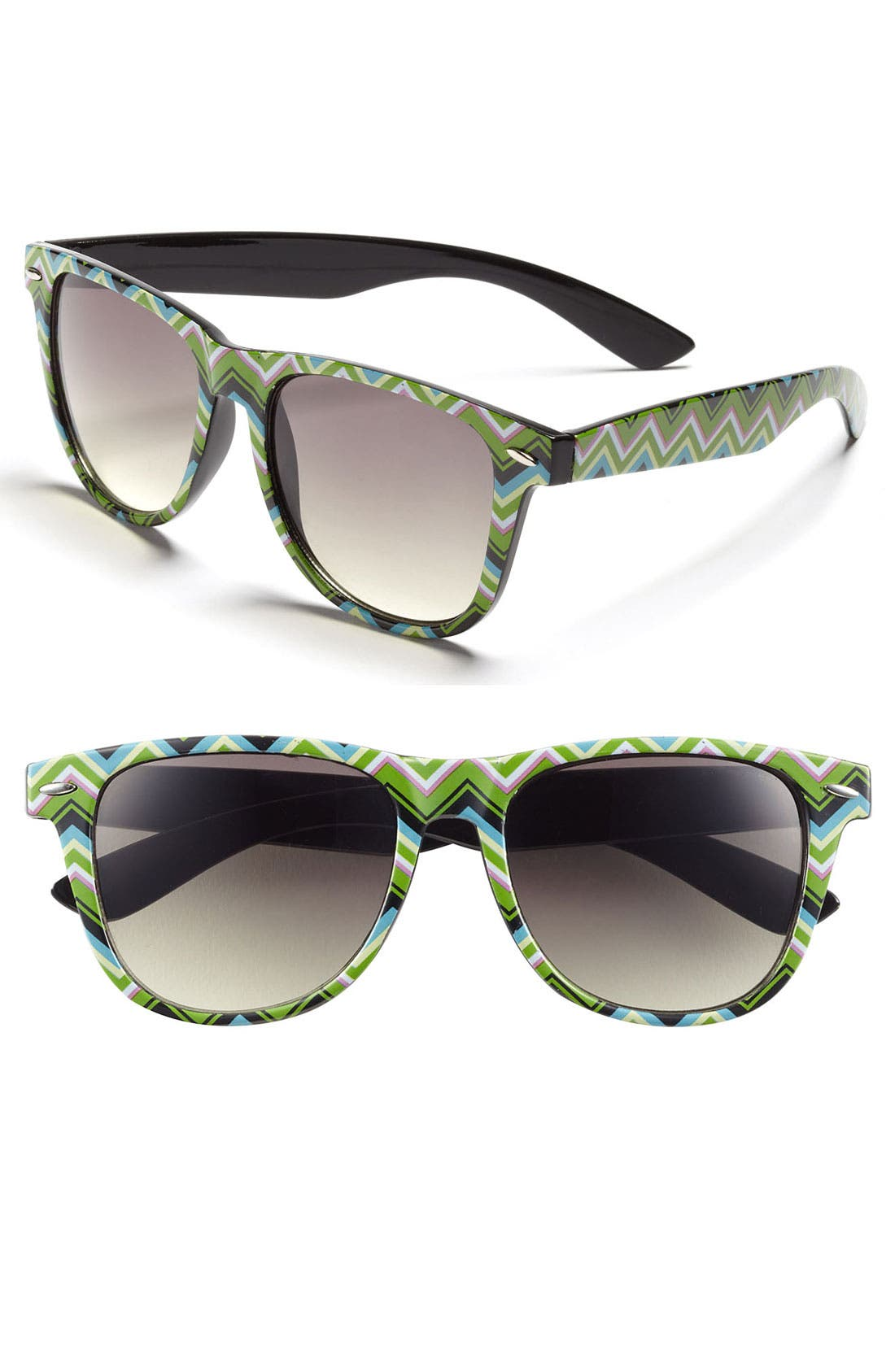 Main Image - A.J. Morgan Retro Sunglasses
