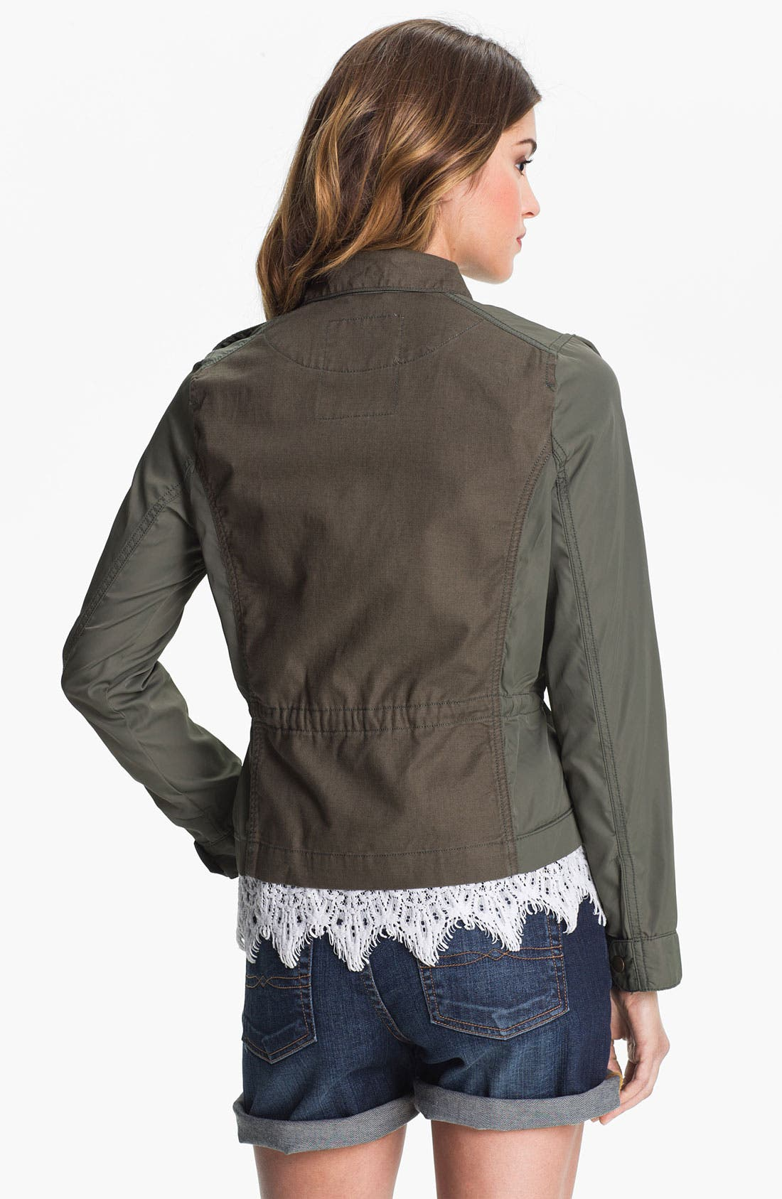Alternate Image 2  - Lucky Brand 'Griffith' Military Jacket (Online Exclusive)