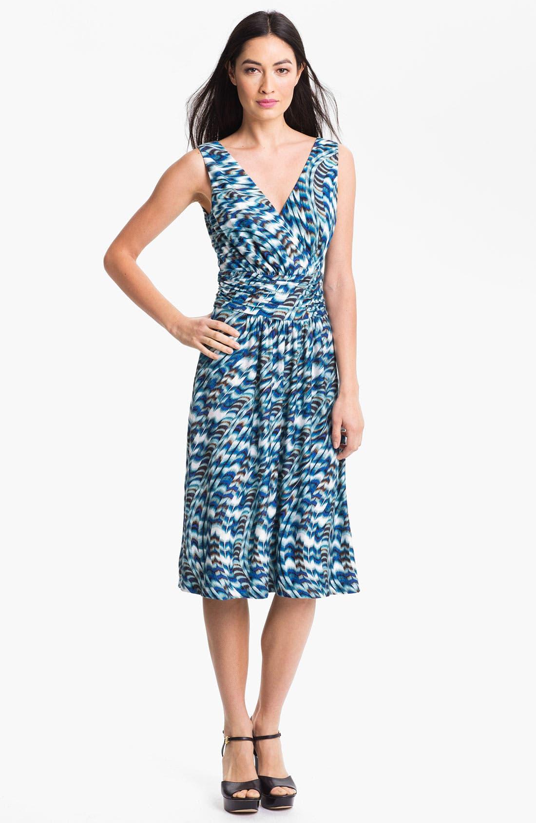 Alternate Image 1  - Nic + Zoe 'Spring Skies' Dress
