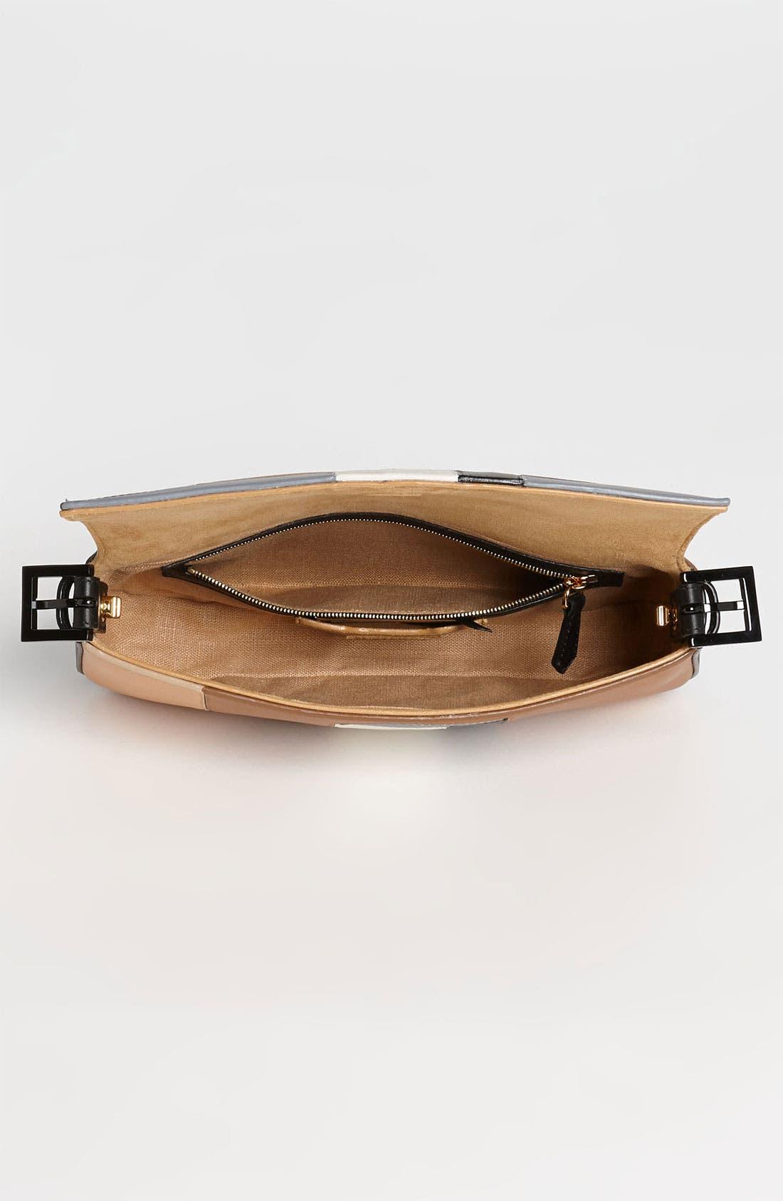 Alternate Image 3  - Fendi '3D' Leather Baguette
