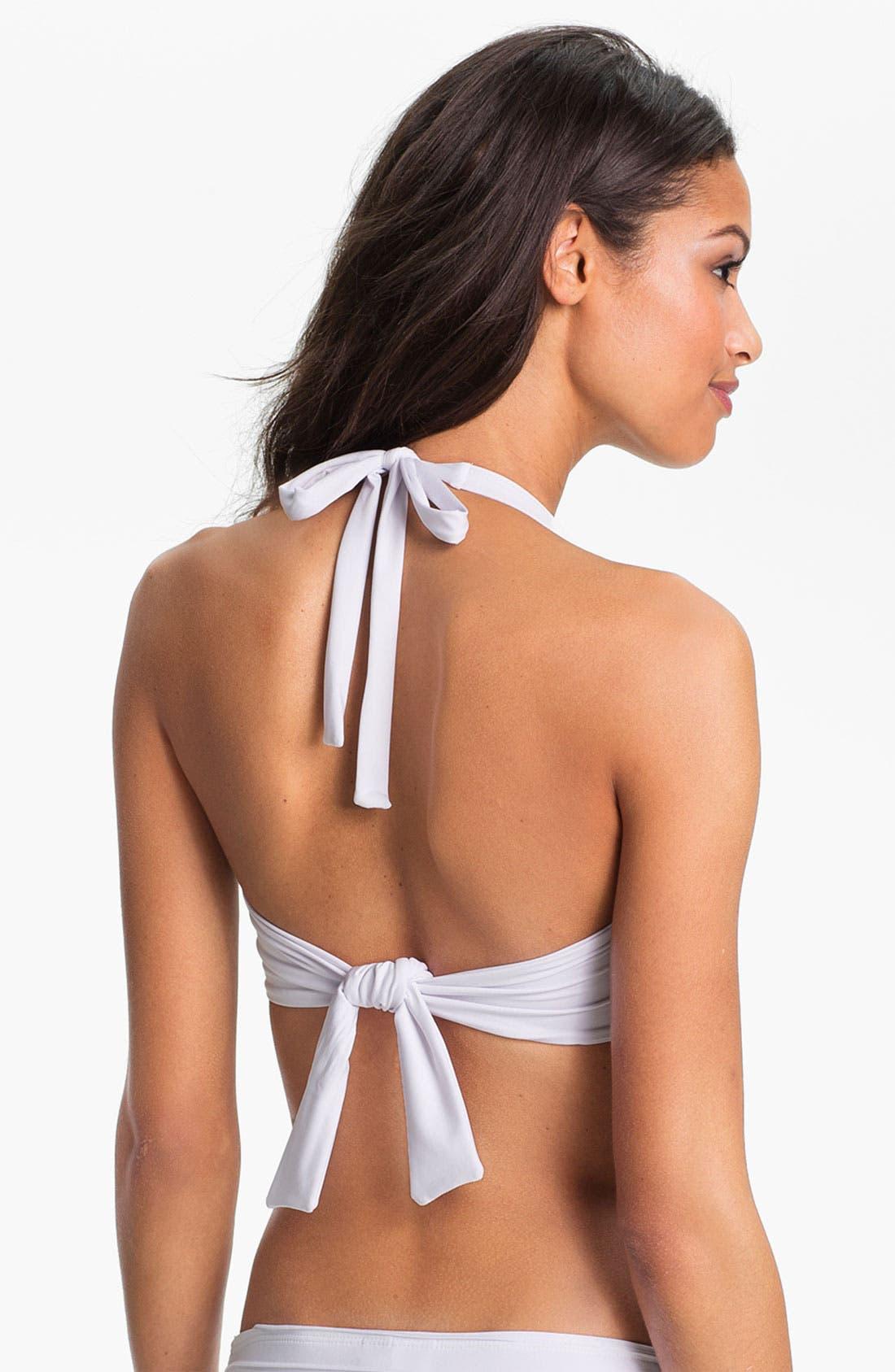 Alternate Image 2  - La Blanca 'Together' Push Up Bikini Top
