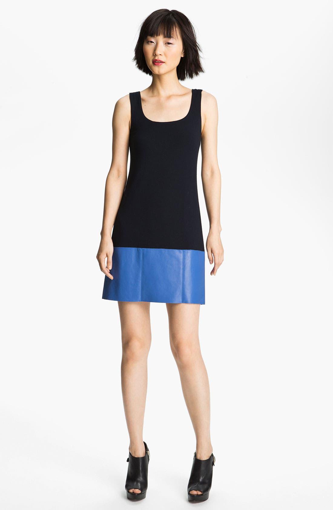 Alternate Image 1 Selected - B44 Dressed by Bailey 44 'Horizon' Colorblock Tank Dress